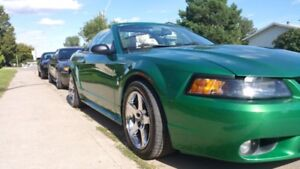 1999 Ford Mustang SVT Cobra Convertible REDUCED FROM $12,000