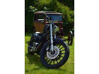 125cc custom bobber ajs