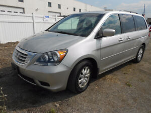 2008 Honda Odyssey EX-L Fully Loaded Certified, Back up Camera