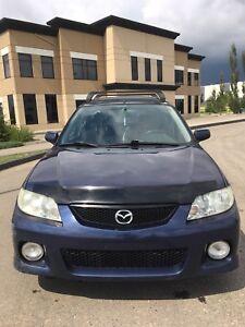 **price down**2002 Mazda Protege5 Automatic 182k