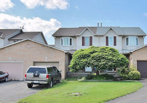 5 Bedroom Thorold home with fenced yard & garage