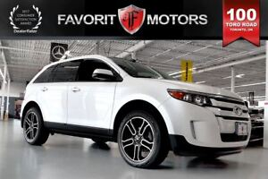 2013 Ford Edge SEL AWD | LTHR | BACK-UP CAM | PANORAMIC ROOF