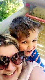 Mothers help/nanny/babysitter