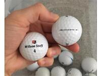 Wilson Staff DX3 Grade A x12 golf balls