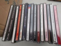 Job lot of CD's