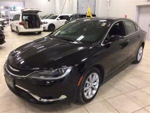 2015 Chrysler 200 C LIMITED *CUIR, TOIT*