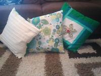 3 amazing cushion