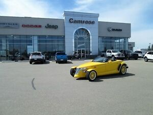 "WOW. CHECK OUT THIS 2002 PROWLER IN """"""""PROWLER YELLOW""""""""!!!! V"
