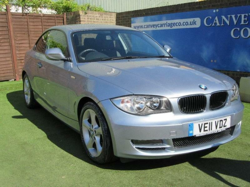 2011 BMW 1 Series 2.0 120i Sport 2dr