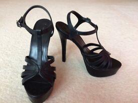 New Look platform heels 6 brand new unworn