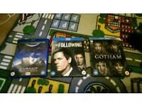 Blu ray Boxsets-Mint Condition