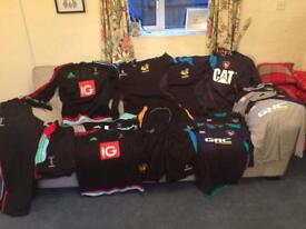 Rugby Training Kit (Leicester Tigers, London Wasps & Harlequins)