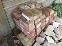 100plus USED VICTORIAN BRICKS