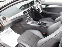 Mercedes Benz C C Coupe C220 2.1 CDI B/E AMG Sport E