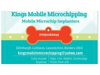 Kings Mobile Microchipping, microchip implanting of pets, dogs, cats, rabbits, ferrets