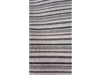 Striped carpet - barely used.