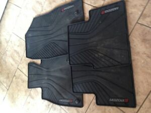 Mazda 3 sport All Weather Mats