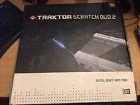 Traktor Scratch Duo 2 (Scratch A6)