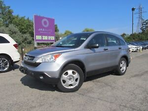 2007 Honda CR-V LX NO INSURANCE CLAIMS RUST PROOF VERY CLEAN CON