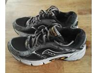 Saucony Running Shoes. Size 5. Still Lots Of Wear
