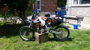 Dirt Bike 1996