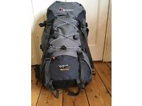 Berghaus Women's 60+10 C7 1 Series BioFlex backpack. Used, in good condition.