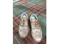 Ecco Hybrid Brogue Golf shoes size 43