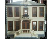 Handmade Dolls House, Excellent Condition