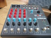 Midiman - Mixim 10 line mixer - small compact - RARE M-Audio