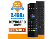 Wireless keyboard Remote for Android TV Box