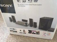 Sony Blu-ray Home Cinema System BDV N5200W