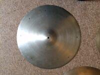 "Vintage 20"" Krut Ride Cymbal - £40"