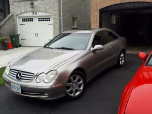 2004 Mercedes-Benz CLK-320