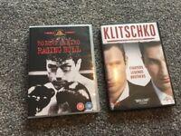 Boxing Films DVD Film Bundle