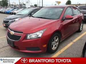 2012 Chevrolet Cruze LT Turbo, Navi, Manual, Carproof Clean, Tra
