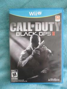 Call of Duty Black Ops 2 (WiiU)