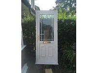 Upvc door and casing