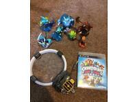 Skylanders trap team bundle
