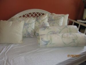 Pillows/Cushions for a Day Bed or Couch