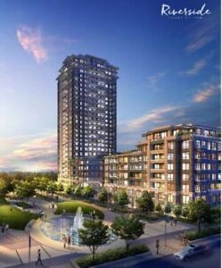 Uptown Markham Brand New Condo Riverside Building A