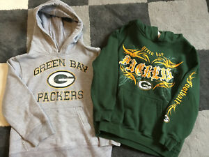 Green Bay Packers NFL Hoodies - Youth