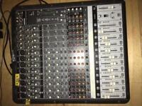 MACKIE ONYX-1620 ONYX 1620 16-Kanal Mischpult Mixer