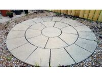 240 cm Stone Circle. Immaculate condition