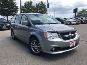 2015 Dodge Grand Caravan CREW**DVD**NAVIGATION**