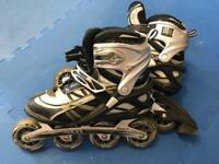 Rices Roller Skates size 9