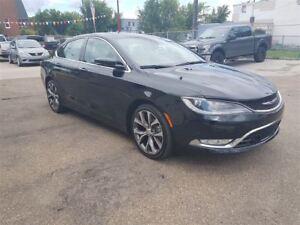 2015 Chrysler 200 C ALL WHEEL DRIVE TEXT NATALIE 780-394-2779