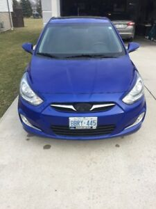 2012 Hyundai Accent Hatchback