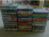 67 dvds all good condition