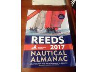 Selection of charts, almanac and rya training books