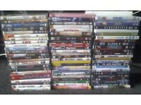 73 dvds for sale. Mixture of comedy,thriller,cartoon etc etc .. £20 iF GONE TODAY!!!
